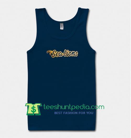 Sea Lions Tank top Shirt