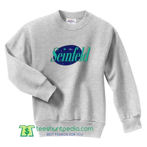 Seinfeld Logo Sweatshirt