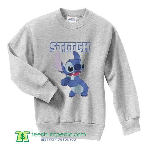 Stitch tumblr Sweatshirt