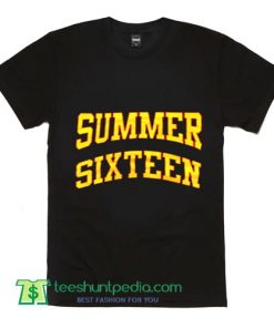 Summer Sixteen T Shirt