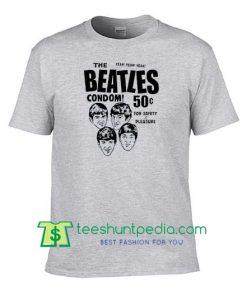 The Beatles Condom T shirt