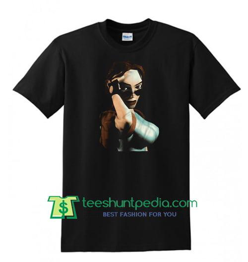 Tomb Raider Lara Croft T Shirt
