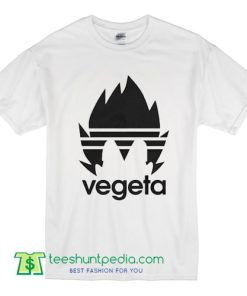 Vegeta Dragon Ball Z Cool Add Parody Anime T Shirt