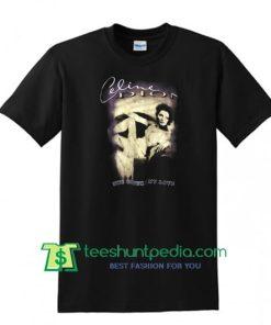 Vintage 1993 CELINE DION The Colour Of My Love Album promo, Pop RnB Hip Hop T Shirt