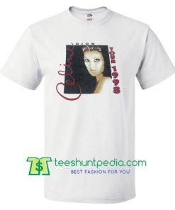 Vintage 90s Celine Dion Tour 1998 Men T-Shirt