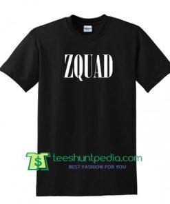 Zayn Malik ZQUAD Shirt