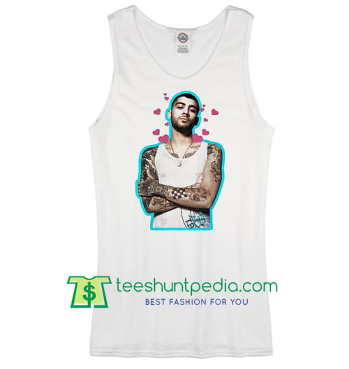 Zayn SnapChat Me Tanktop shirt t shirt