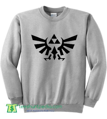 Zelda Logo Sweatshirt