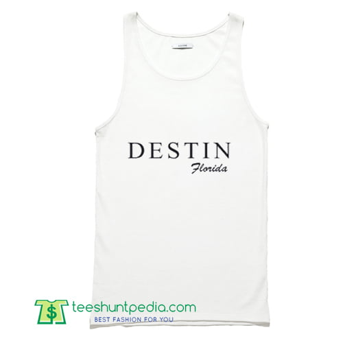 Destin Florida Tank Top