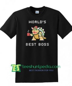 World's Best Boss T Shirt Maker Cheap
