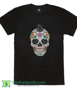 Zucker Skull Felix T Shirt
