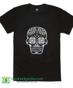 Zucker Skull T Shirt