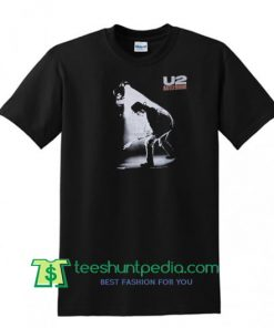 1980s U2 Rattle and Hum 1988 rock band t shirt Maker Cheap