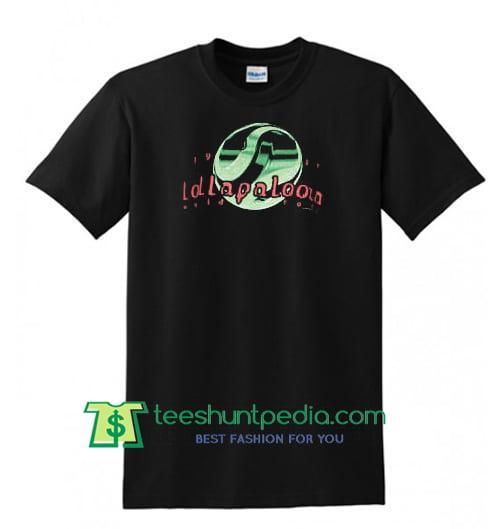 1997 Lollapalooza Tool Devo Prodigy 90s Tour T Shirt Maker Cheap