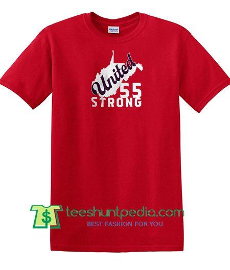 55 United strong Short-Sleeve Unisex T Shirt Maker Cheap