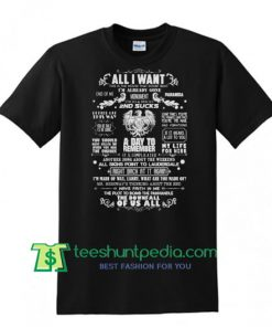 A Day To Remember All I want 2nd sucks T Shirt Maker Cheap