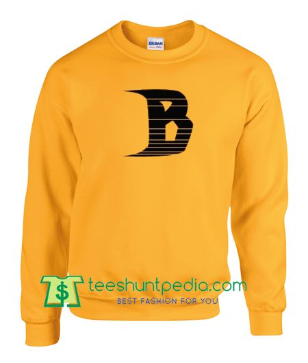 B Font Sweatshirt Maker Cheap