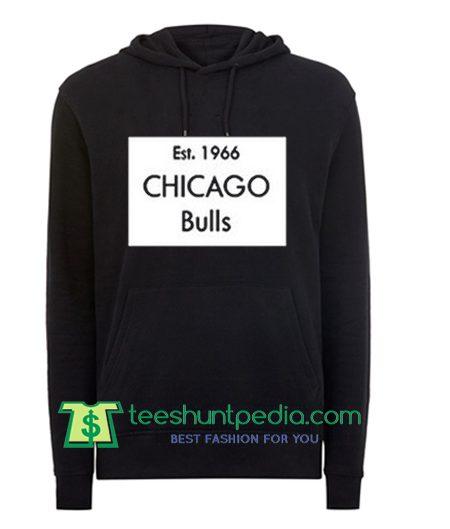 CHICAGO Bulls 1966 Hoodie Maker Cheap