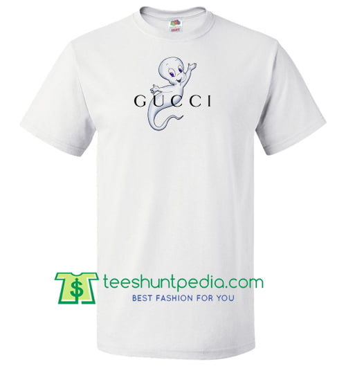 bd1d9da3497 Casper the friendly Ghost Gcc Parody T shirt Maker Cheap