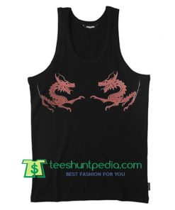 Dragon Tank Top Maker Cheap