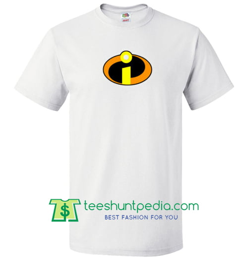 photo about Printable Iron on Transfer referred to as Fast Down load Disney The Incredibles Symbol Printable Iron upon Move Structure T Blouse Manufacturer Economical