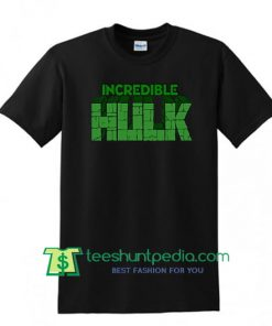 Incredible Hulk Women's V-Neck Shirt, Superhero Tee Shirt Maker Cheap