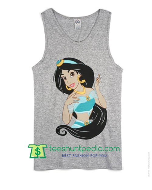 Princess Jasmine Tank Top Maker Cheap