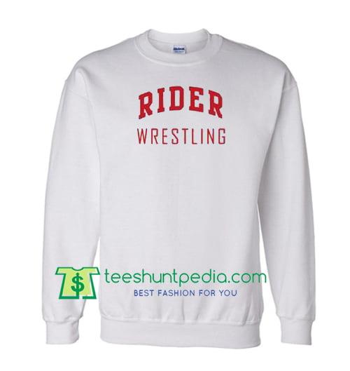 Rider Wrestling Sweatshirt Maker Cheap
