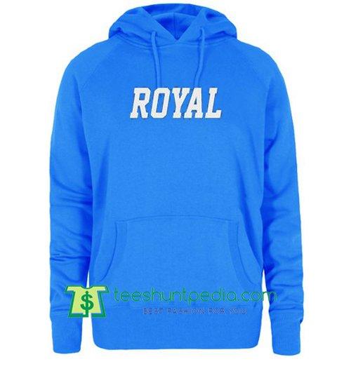 Royal Hoodie Maker Cheap