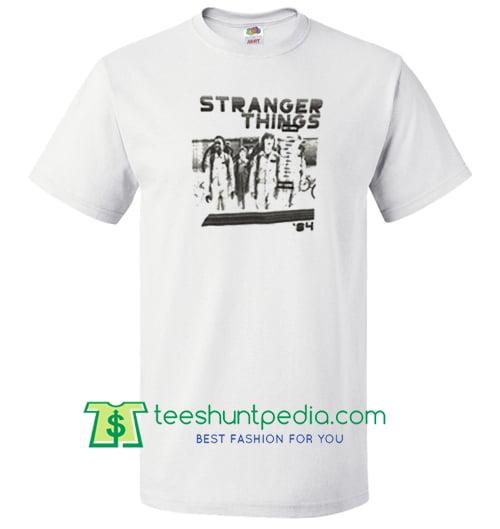 Buy stranger things 84 t shirt maker cheap from for Random t shirt generator