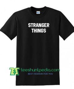 Stranger Things T Shirt Maker Cheap