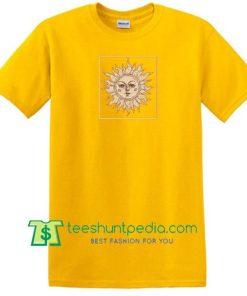 Sun Face T Shirt Maker Cheap