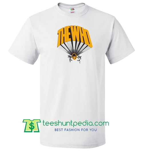 The Who Keith Moon Drum Kit T Shirt Maker Cheap From Teeshuntpedia Com