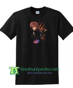 True Vintage 90s Reba McEntire American Singer Deadstock T Shirt Maker Cheap