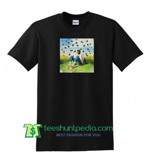 Tyler, The Creator - Flower Boy T Shirt Maker Cheap
