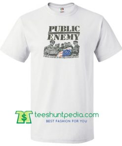 Vintage 1988 Public Enemy T shirt 80s Promo Def Jam Raptees Maker Cheap