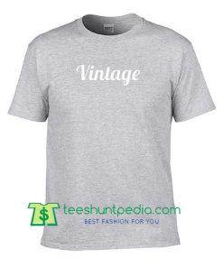 Vintage Font T Shirt Maker Cheap