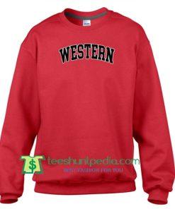 Western Kentucky University Sweatshirt Maker Cheap