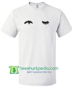 Wink Eyes Unisex T Shirt Maker Cheap