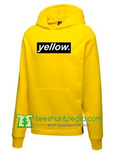 Yellow Hoodie Maker Cheap