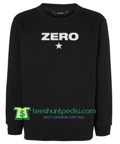 Zero Unisex Sweatshirts Maker Cheap