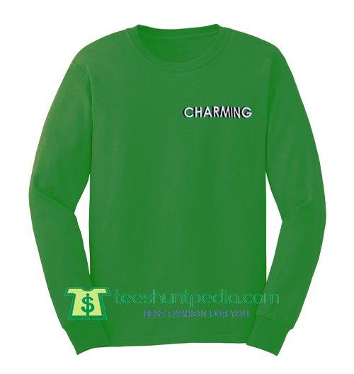 charming sweatshirt Maker Cheap