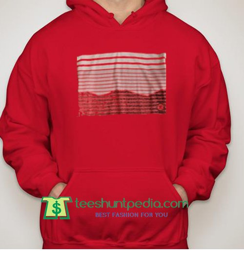 line white hoodie Maker Cheap