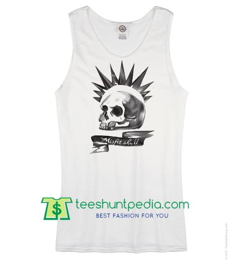 Misfit Skull Tank top Maker Cheap
