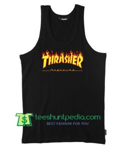 Thrasher Tanktop Maker Cheap