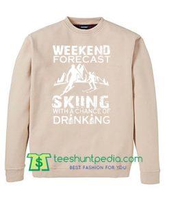 Weekend Forecast Sweatshirt Maker Cheap