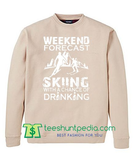 Weekend Forecast Sweatshirt Maker Cheap