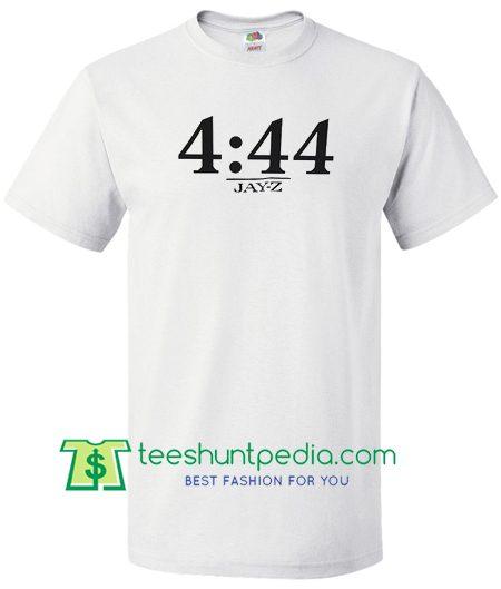 4 44 jayz time T shirt Maker Cheap