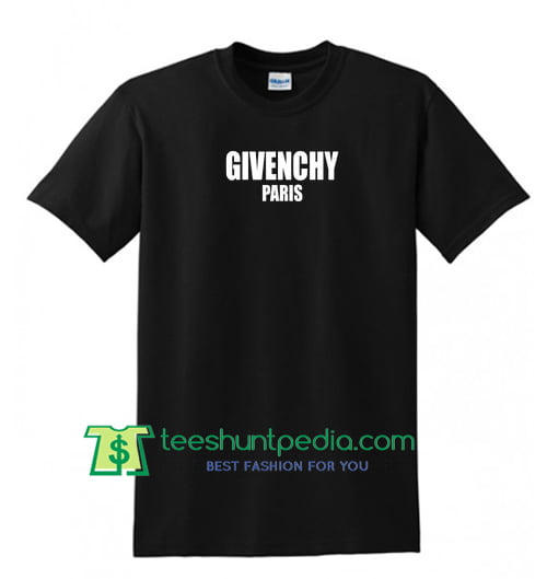 Givenchy Paris T Shirt Maker Cheap