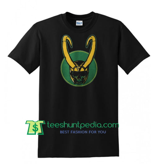 Goat Horn Tricksters Skull Shirt Maker Cheap